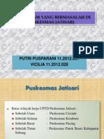 10 Program Puskes Jatisari