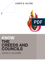 Know the Creeds and Councils Leaders Guide