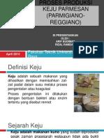 Proses Produksi Keju Parmesan (Parmigiano-reggiano)