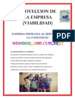 proyeccion financiera