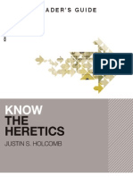 Know the Heretics Leader's Guide