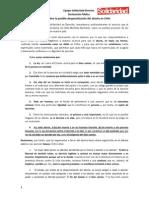 Declaración Aborto Solidaridad UC Derecho