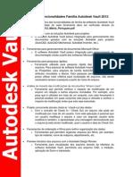 Funcionalidades - Autodesk Vault 2012