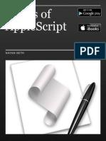 Basics of AppleScript