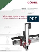 Brochure Modules