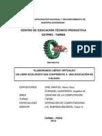 Proyecto de Feria de Ciencias Terminado Con Anexos- HGOS