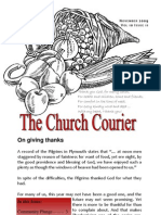 The Church Courier, November 2009
