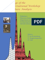Proceedings of the Third International Workshop on Folk Music Analysis