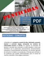Generalidades Sobre Toxicologia de Pesticidas