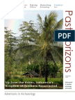 Past Horizons Issue 10 November 2009