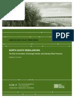 North-South Rebalancing