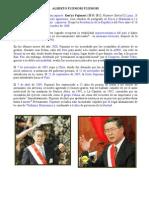 Biografia de  ALBERTO FUJIMORI FUJIMORI