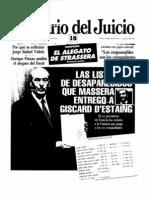 El Diario Del Juicio 19