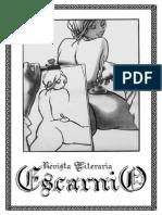 Revista Literaria Escarnio N°37