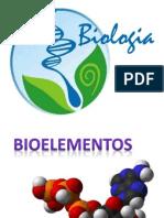 Presentación bioelementos