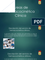 Áreas de Farmacocinética Clínica.pptx