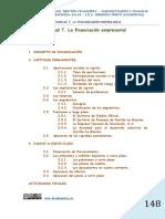 54062835 Unidad 7 La Financiacion Empresarial
