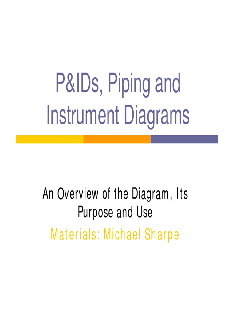 Basic Understanding Of Pid Control Flow Switch Piping Instrumentation Diagram Tutorial