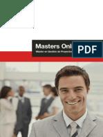 IEP-Master en Gestion de Proyectos