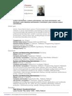 CV Florin Afilipoaei-Osoianu - English