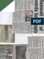 Geography Shoebury Flooding news articles
