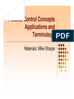 Industrial Process Control Basic Concepts