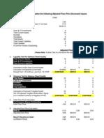Deep Value Worksheet ORBT