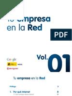 Tu empresa en la red - MarketinOnline Volumen 1