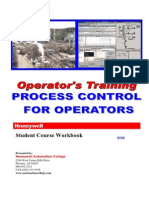 Industrial Process Control for Operators