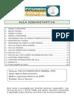141-Aulademo-[Prf]Aula Demo Legislacao Prf Bruno Oliveira