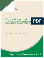 Edificaes Projeto de Estrutura 1 e 2icapa