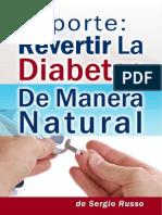Reporte Revertir La Diabetes de Manera Natural