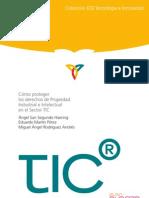 Segundo, Angel (2007) Cómo Proteger Los Derechos de Propiedad Industrial e Intelectual en Le Sector TIC