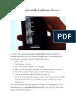 Instalar AppAddict en iPhone