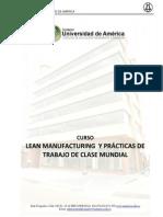 Curso Lean Manufacturing y Practicas de Trabajo de Clase Mundial