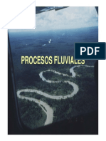 p Procesos Fluviales