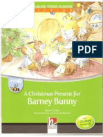 Barney Bunny - A Christmas Present for -Level B
