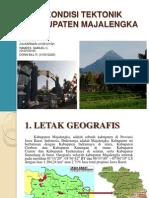 Kondisi Tektonik Kabupaten Majalengka Ppt
