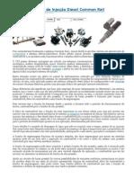 Parte 1 - Sistema de Injeção Diesel Common Rail