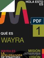Way Ra Visual Deck 2014
