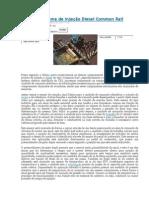 Parte 2 - Sistema de Injeção Diesel Common Rail