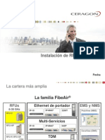 1134 - 1106 - Ceragon - RFU and Antenna - Presentation v6.8 - TLJ