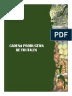 Cadena Productiva Frutales