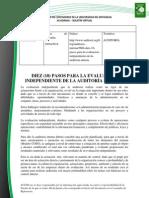 Doc. 602 Diez (10) pasos para la evaluación independiente de la Auditoría Interna.pdf