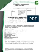 Doc. 617 Precisiones sobre la información Exógena Distrital 2014.pdf