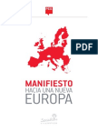 Manifiesto PES 2014