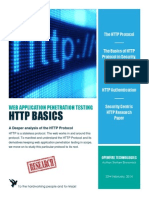 1.HTTP Basics