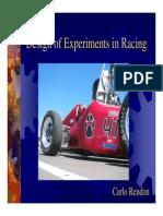 Doe in Racing