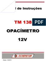 Manual TM138 Opacimetro