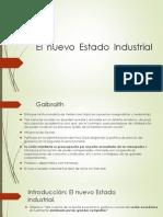 El Nuevo Estado Industrial. Galbraith